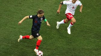 Mondial 2018: Match Russie vs Croatie en direct live dès 20h