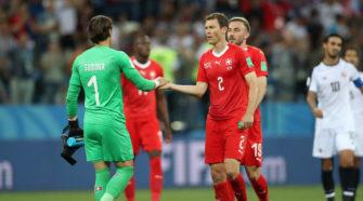 Mondial 2018: Match Suède Suisse en direct dès 16h00