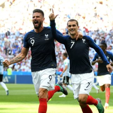 Mondial 2018: Match Uruguay France en direct live dès 16h