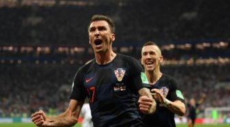 Mondial 2018: Résultat & Replay vidéo du Match Croatie vs Angleterre