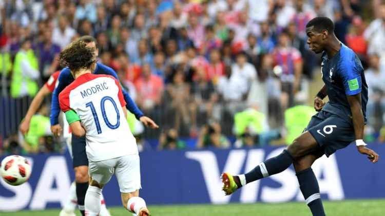 Finale Mondial 2018: Replay France vs Croatie en vidéo