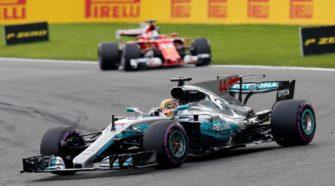 Grand Prix F1 de Belgique en direct live à suivre dès 15h10