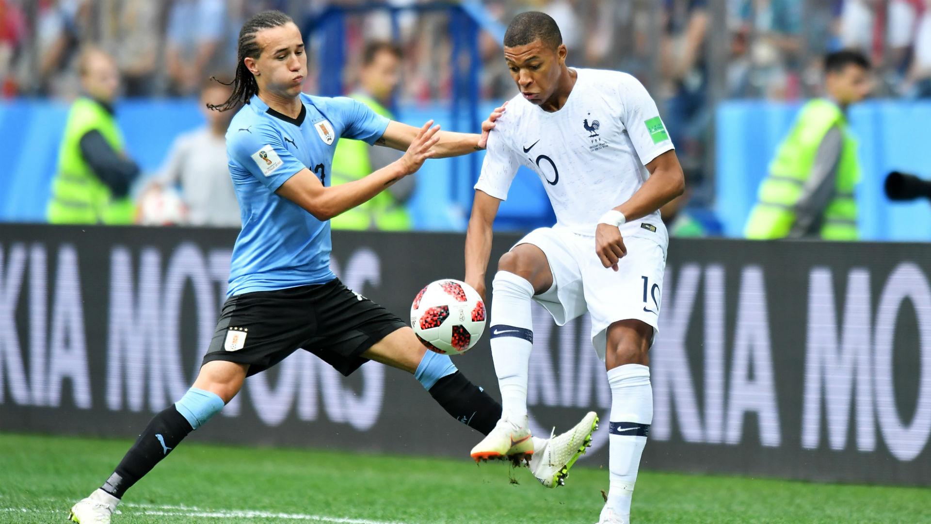 Match France Uruguay en direct live dès 21h sur M6