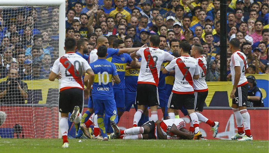Match Finale: River Plate vs Boca Juniors en direct live dès 20h30