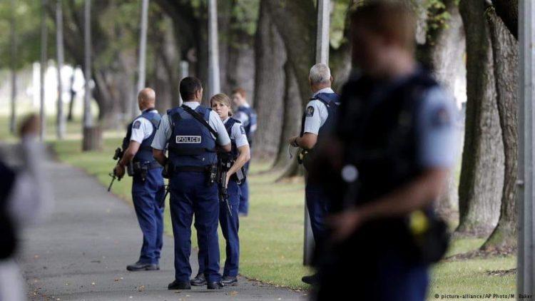 Un massacre à la Nouvelle-Zélande diffusé en live sur Facebook
