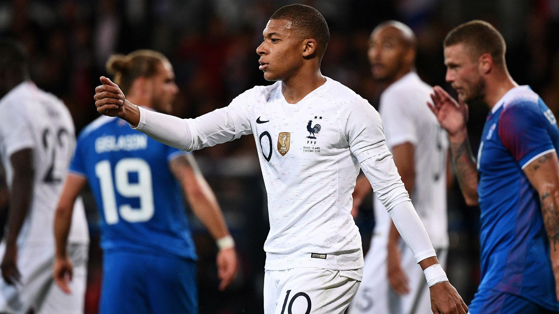 France vs Islande en direct live : Stats, Compo, Détails - 25 Mars 2019