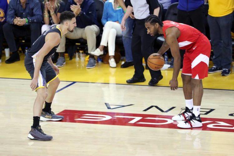 Toronto Raptors remporte le championnat américain de NBA face au Golden State Warriors