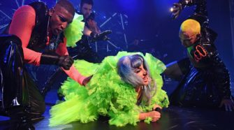 Lady Gaga - Apollo Theater New York