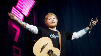 Ed Sheeran veut retourner en Afrique