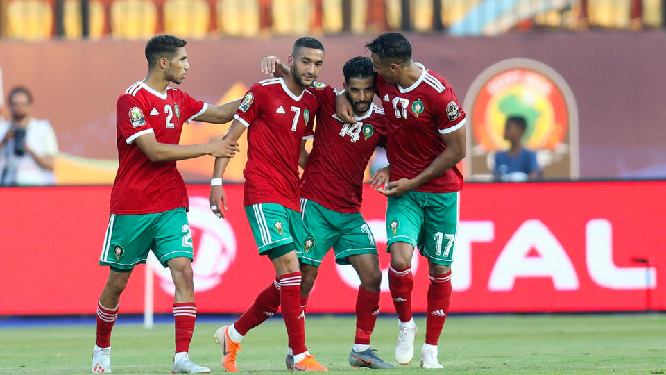 Match Afrique du Sud vs Maroc en direct live streaming