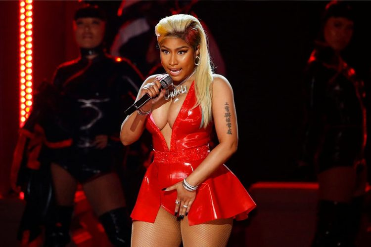 Sous pression, Nicki Minaj annule son concert en Arabie Saoudite