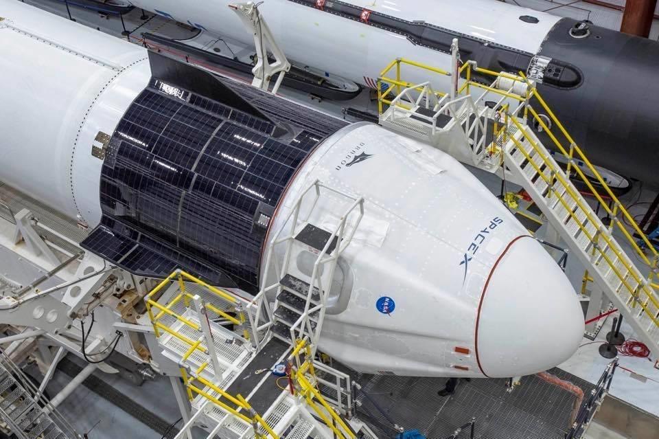 Falcon 9 - SpaceX
